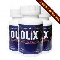 combo 3 green coffee olix