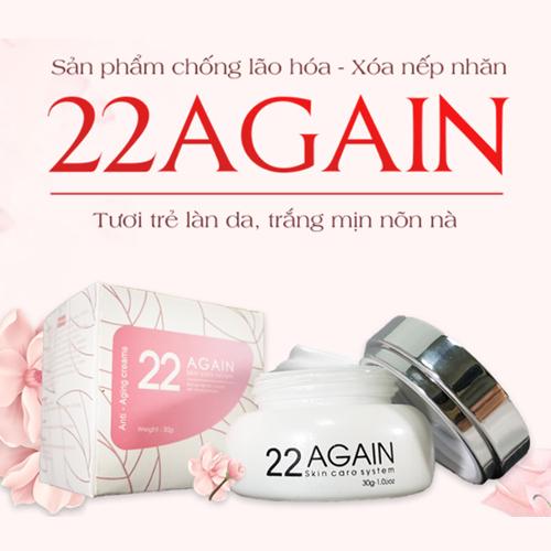 22 again
