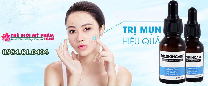 Giới thiệu Dr Skincare