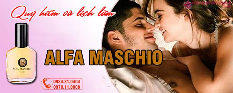 Thành phần Alfa Maschio