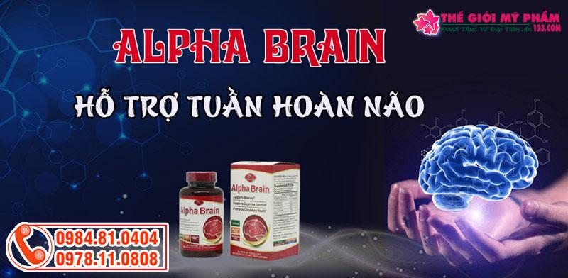 alpha brain