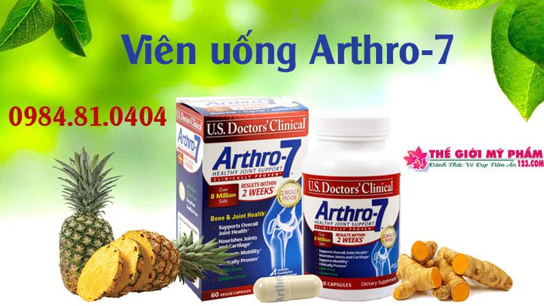 Thành phần Arthro-7