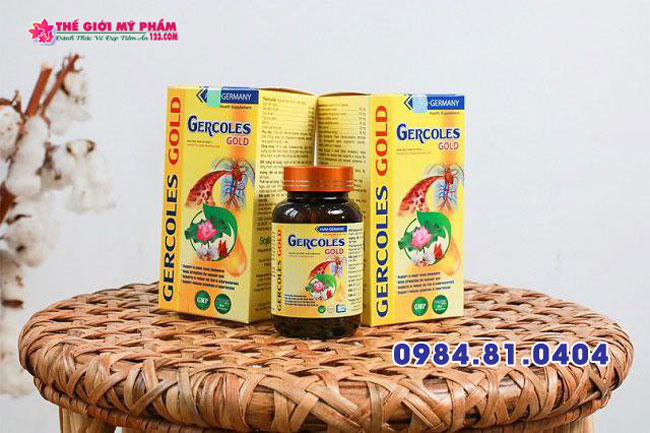 Giới thiệu Gercoles Gold