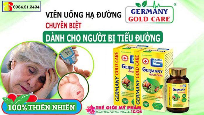 giới thiệu Germany Gold Care