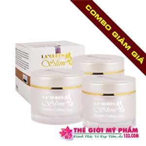 Combo 3 Kem tan mở chính hãng Korian Beauty La'Queen Slim