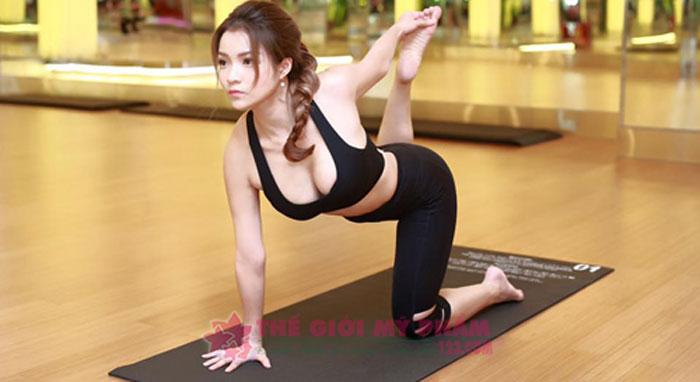 cách tăng vòng 1 nhanh nhất bằng bài tập yoga