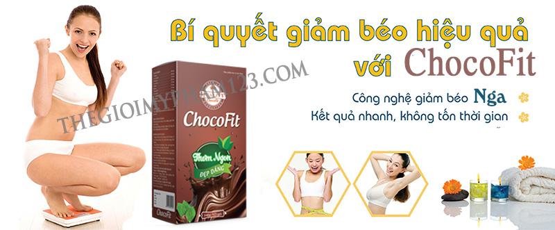 công dụng choco fit