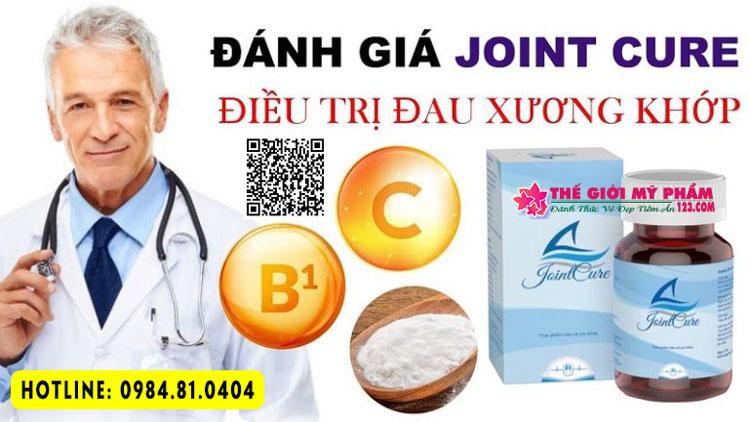 đánh giá chuyên gia về joint cure