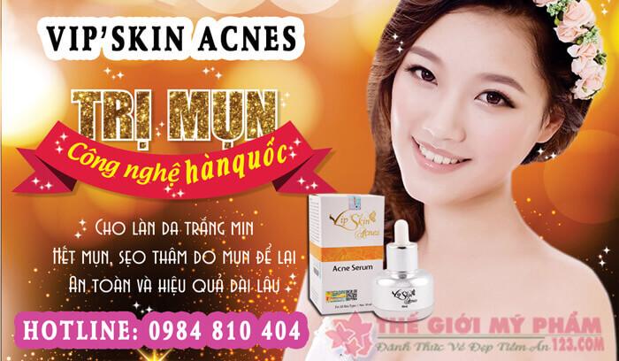 vipskin acnes