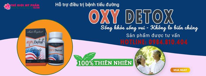 oxy detox là gì