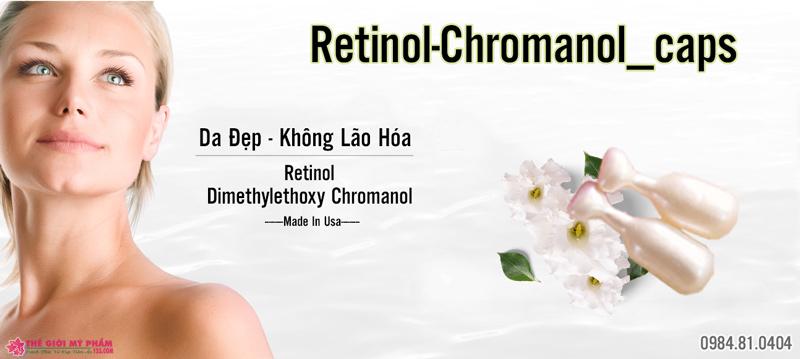 THÀNH PHẦN Retinol-Chromanol_caps