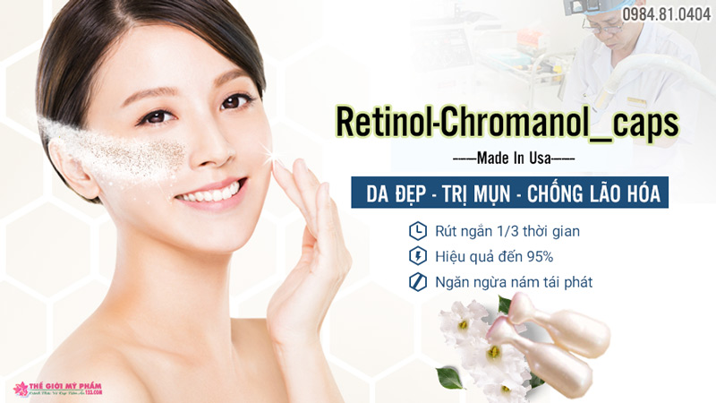 CÔNG DỤNG Retinol-Chromanol_caps