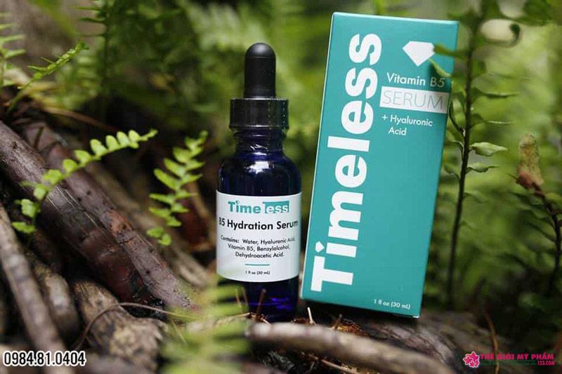 thiết kế Timeless Vitamin B5 Serum