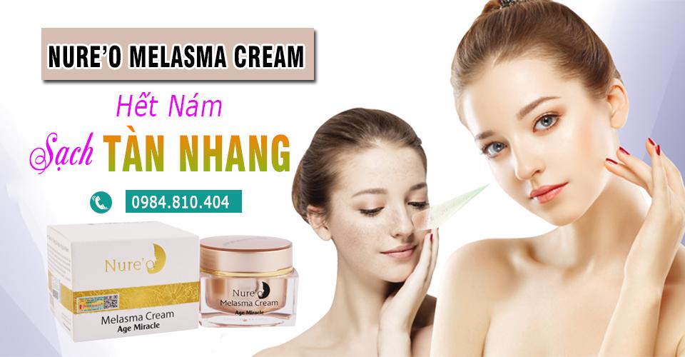 Nure'o Melasma Cream
