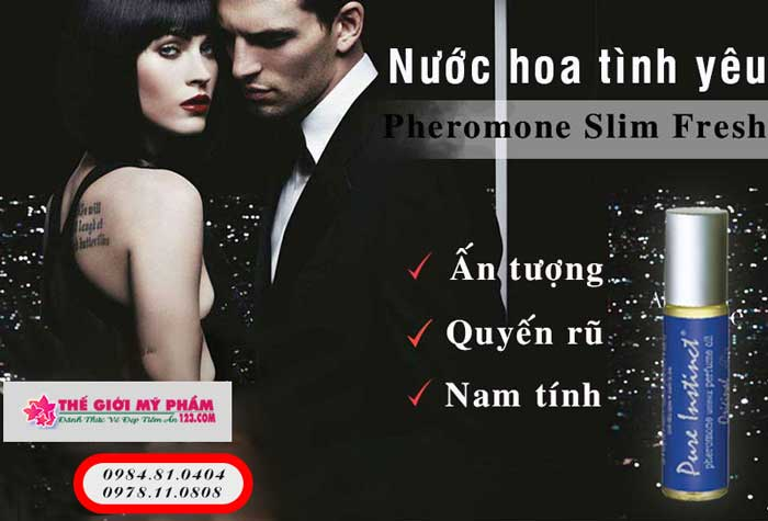 pheromone slim