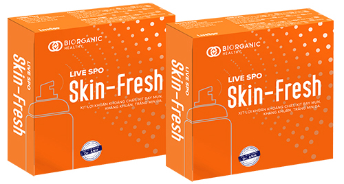 sản phẩm skin fresh