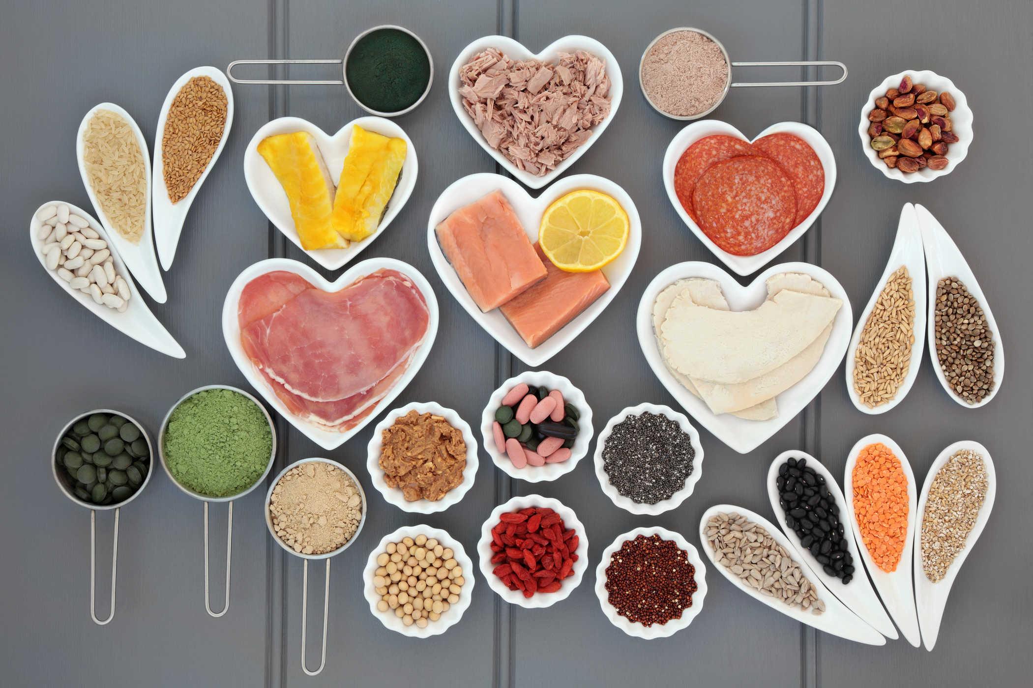 thực phẩm giàu vitamin b3