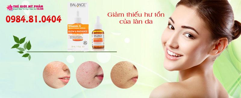 công dụng serum vitamin c balance