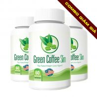 combo 3 green coffee slim